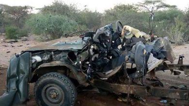 Photo of Kenyan police launch manhunt for al-Shabab militant in border region