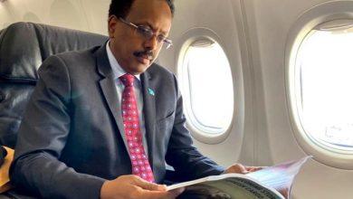 Photo of Farmaajo heads for Russia-Africa summit as Somalia seeks international investments