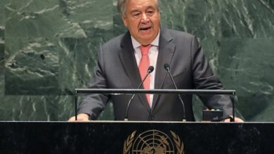 Photo of Guterres warns U.N. may not have enough money to pay staff next month