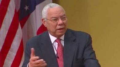 Photo of Colin Powell: 'The Republican Party has got to get a grip on itself'