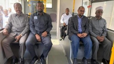 Photo of Ex-presidents and MPs briefly barred from leaving Mogadishu for Beletweyne
