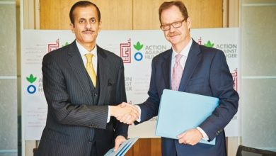Photo of Thani Bin Abdullah Al Thani Fund signs $27m humanitarian support pacts