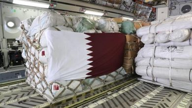 Photo of The State of Qatar sends the second batch of humanitarian aid to the brothers in Somalia