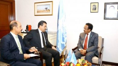 Photo of Somali President meets Qatar Attorney-General in Nairobi