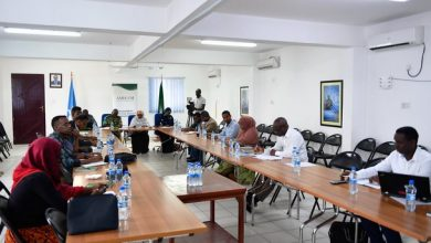 Photo of AMISOM and Civil Society Organizations meet to prepare for 2020/21 elections