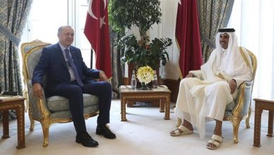 Photo of Erdogan: Turkey-Qatar military base serves regional 'stability'