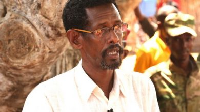Photo of Somalia's Jubbaland VP holed up in Mandera over safety concerns