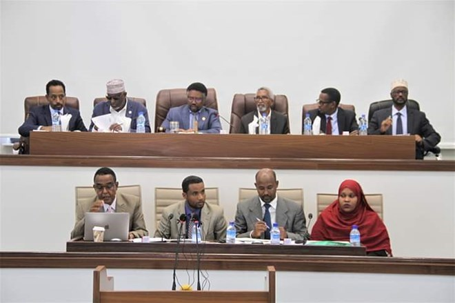 Photo of Somalis want a winner takes all electoral system- Parliamentary Report