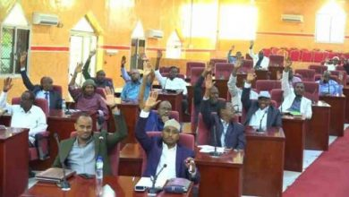 Photo of Puntland MPs overwhelmingly vote to remove speaker out of office