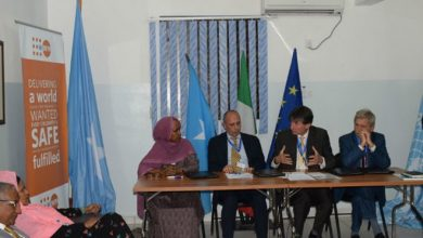 Photo of Government of Italy grants Federal Ministry of Health- Somalia through UNFPA Somalia three million Euros for the reduction of maternal mortality in Somalia