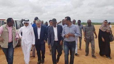 Photo of Turkish, Qatari ambassadors visit Beletweyne, pledge more support
