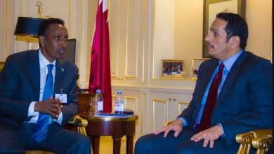 Photo of Qatar Affirms Support For Somalia's Development