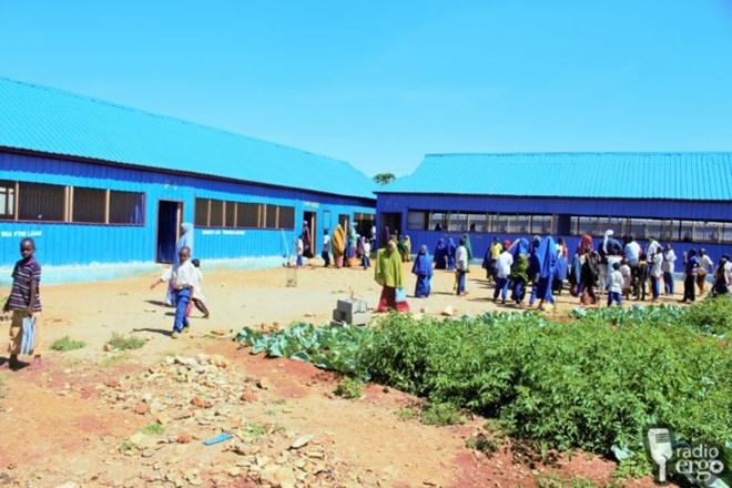 Photo of First secondary school in Somali border town celebrated by local families