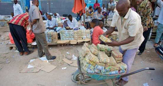 Photo of Small traders in Galgadud lose out from decline of Somali shilling