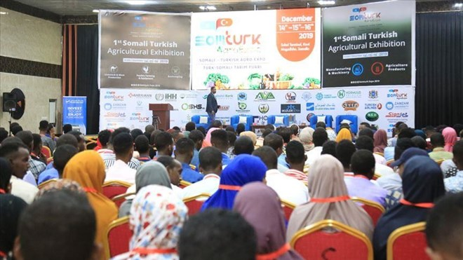 Photo of Somali-Turkish agriculture expo kicks off