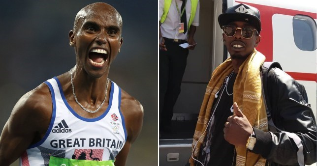 Photo of Mo Farah's brother deported to Somalia after being released from prison
