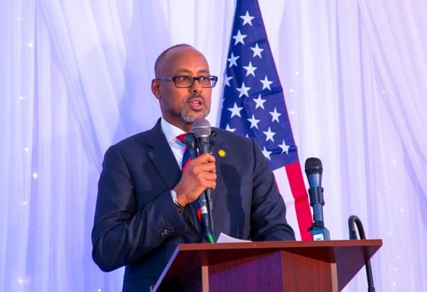 Photo of Somalia's new ambassador to the U.S. visits Minnesota, appeals for diaspora return
