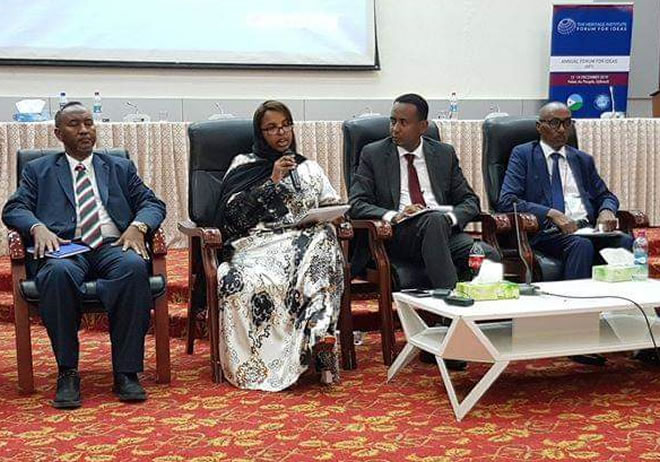 Photo of About 200 Somali professionals and government officials converge in Djibouti for Annual Forum for Ideas