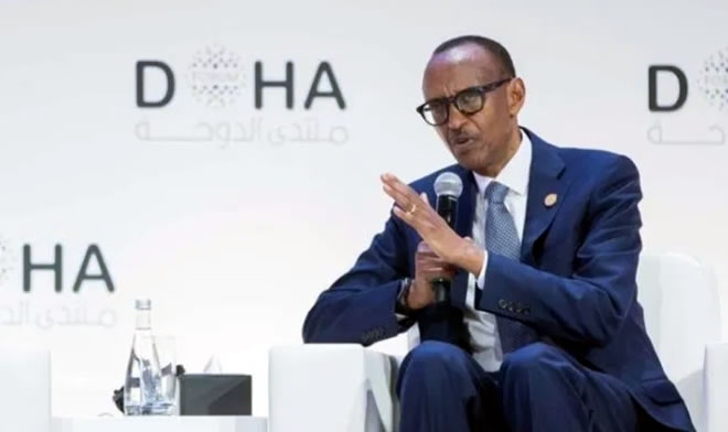 Photo of President Kagame says he's unlikely to seek a fourth term