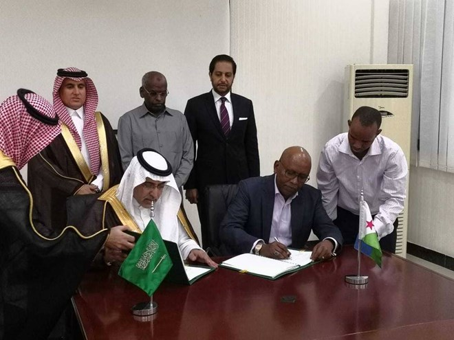 Photo of Saudi Fund inks $9m finance package with Djibouti