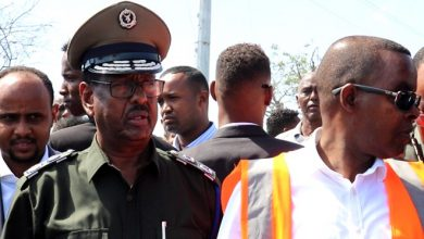 Photo of Police boss responds following public outcry after 'advising' Mogadishu mayor to conceal Ex-Control casualty figures