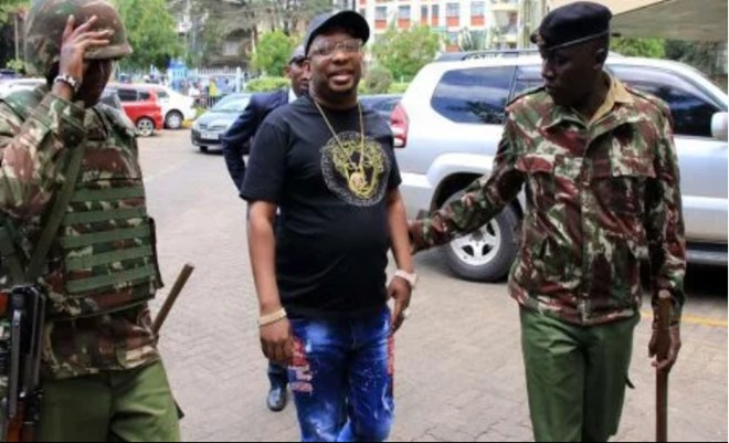 Photo of Nairobi Governor arrested in Voi hours after DPP issues order