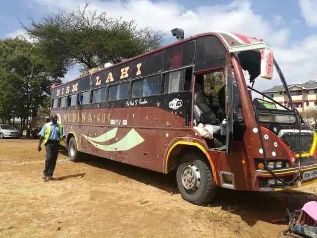 Photo of Al Shabaab attack Wajir bus, kill eight passengers