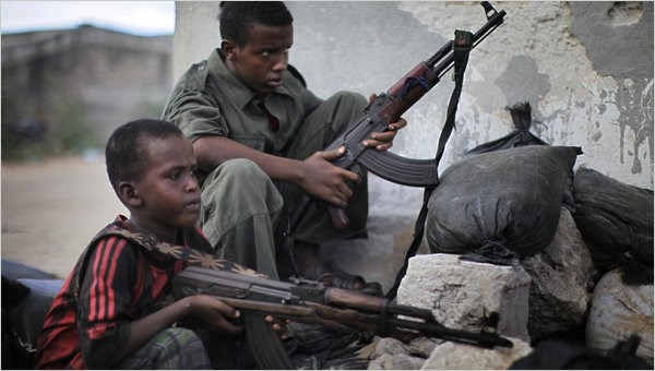 Photo of AMISOM mulls measures to prevent recruitment of child soldiers in Somalia