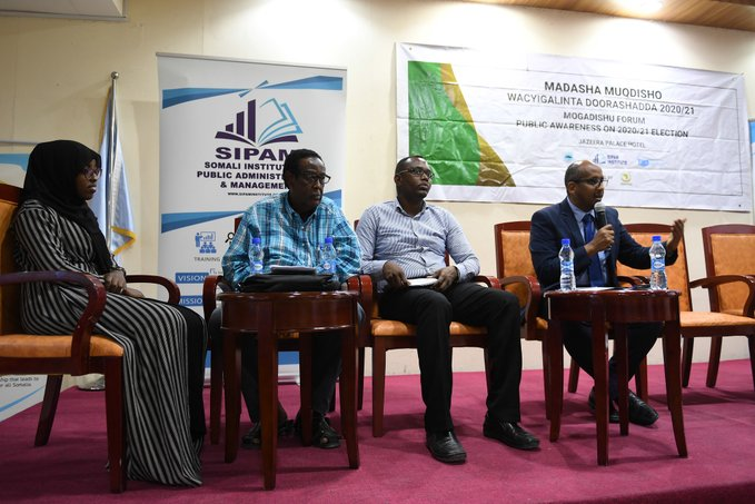 Photo of AMISOM, Somalia Civil Society Discuss Management Of 2020/2021 Elections
