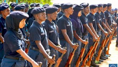 Photo of Somalia trains 385 more police officers to enhance security