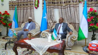 Photo of Madobe, Dani call for release of security minister, urge FGS to 'lift sanctions on Jubbaland'
