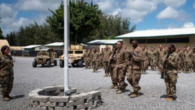 Photo of Kenya Base 'Surprisingly' Undefended During Attack, U.S. Officials Say
