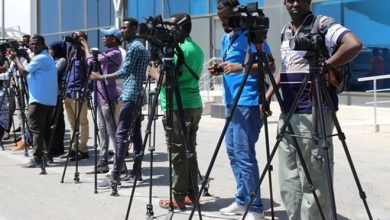 Photo of Somalia detained record number of journalists in 2019: Report