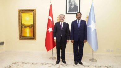 Photo of We have invested over $1b in Somalia since 2011- Turkish ambassador to Somalia