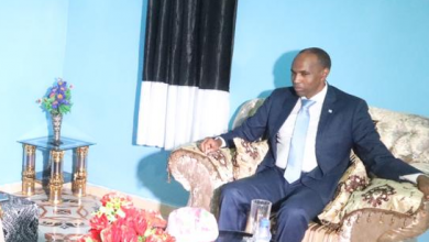 Photo of Somali PM Returns To Mogadishu After Working Trip To Galmudug State