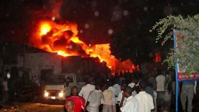 Photo of Three From Same Family Died In A Blaze In Their Home In Baidoa