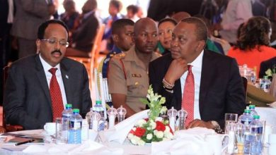 Photo of Tension high in Mandera over fugitive Somali minister
