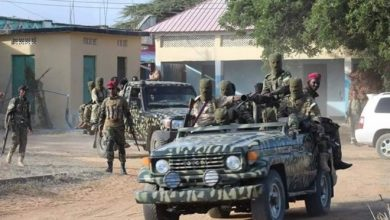 Photo of Jubbaland troops clash with Serar allied militias in Kismayo