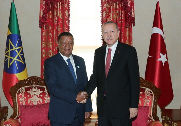 Photo of Turkey approves agreement with Ethiopia for cooperation in petroleum and mining
