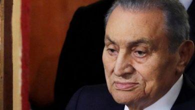 Photo of Hosni Mubarak: Former Egyptian President dies aged 91