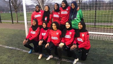 Photo of The British Somali player who started a club for women of color | Football