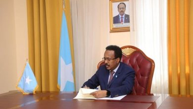 Photo of Somali President signs Petroleum Law, Senate approves Elections Law
