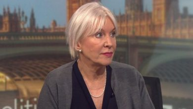 Photo of UK Health minister Nadine Dorries tests positive with coronavirus