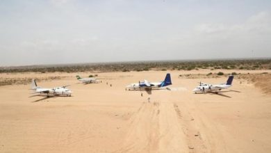 Photo of 'Dusty run-way' for $4.3m? Somalis online question cost of Barawe airport