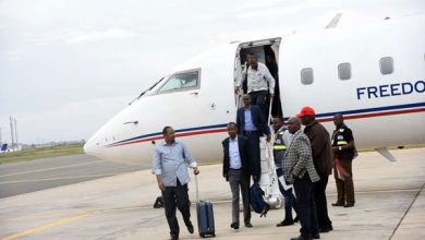 Photo of MPs who travelled to Somalia freed, won't face any charges