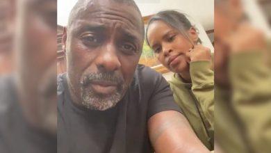 Photo of British actor Idris Elba tests positive for coronavirus