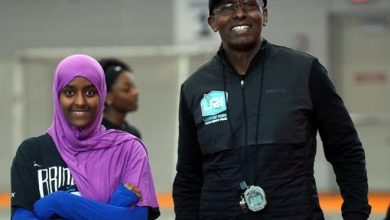 Photo of Somali running legend helps Loppet reach more young people of color