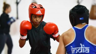 Photo of Ramla Ali is the boxing champion redefining beauty