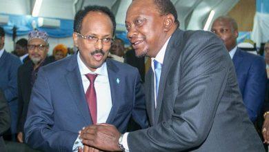 Photo of Somali leader Mohamed Farmaajo to meet Uhuru in Nairobi