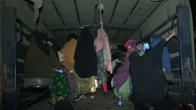 Photo of 3 women caught hiding in the ceiling as police arrest 39 at a party in Eastlands